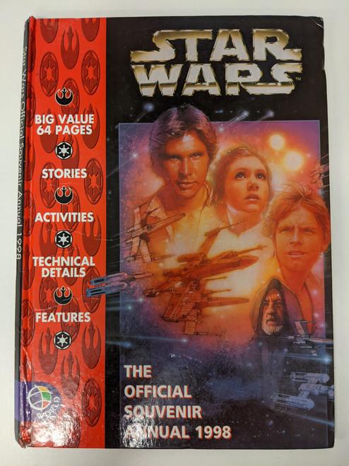 Star Wars Souvenir Annual - 1998 - Lucasfilm Ltd - PR