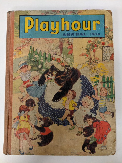 Playhour Annual - 1958 - The Amalgamated Press Ltd - FR