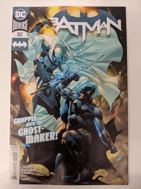 Batman #102 - 2021 - DC Comic - NM