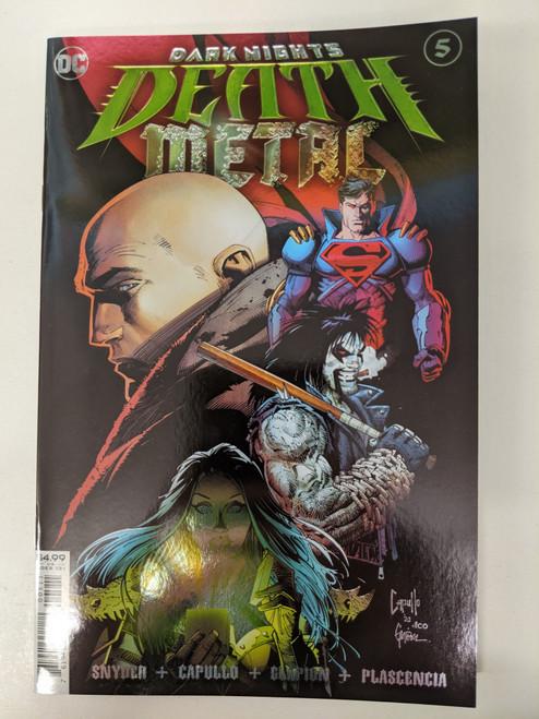 Dark Nights Death Metal #5 - 2021 - DC Comic - NM