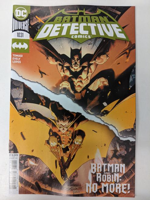 Batman Detective Comic #1031 - 2021 - DC Comic - NM