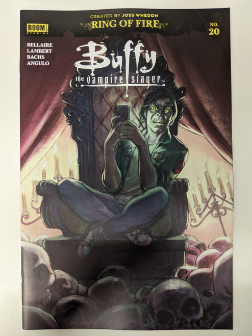 Buffy The Vampire Slayer #20 - 2020 - Boom! Studios Comic - NM