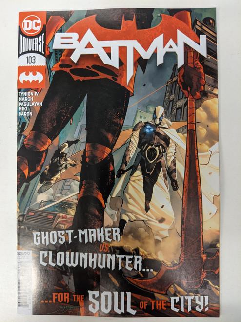 Batman #103 - 2021 - DC Comic - NM