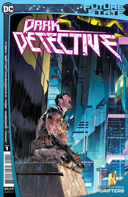 Future State: Dark Detective #1 - DC Comic - Released Jan 12th, 2021
