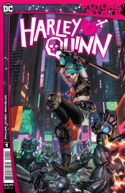 Future State: Harley Quinn #1 - DC Comic - Released 5th Jan 2021