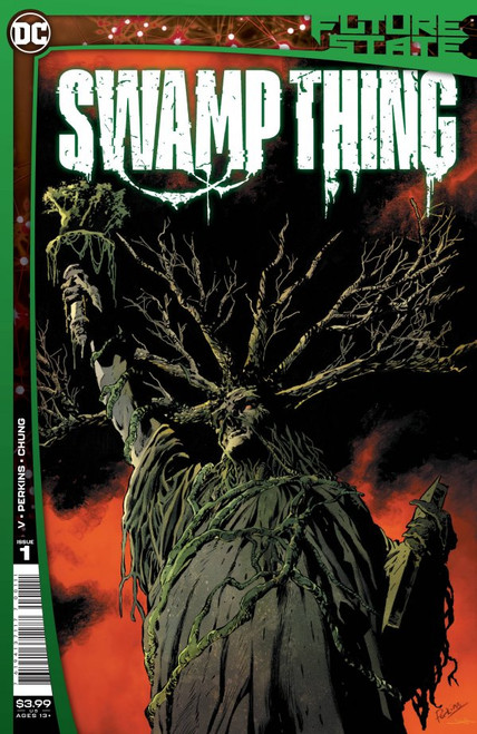 Future State: Swamp Thing #1 - DC Comic - Released 5th Jan - 2021