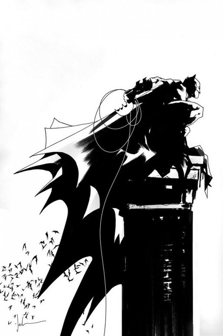 Batman: Black and White #2 - DC Comic - Released 26th Jan 2021