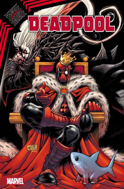 Deadpool #10 - Marvel Comic - Released 27th Jan 2021