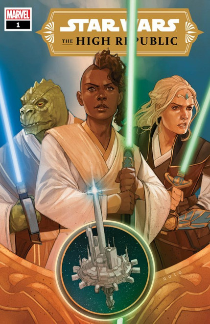 Star Wars: The High Republic #1 - Marvel Comic - Released 6th Jan 2021