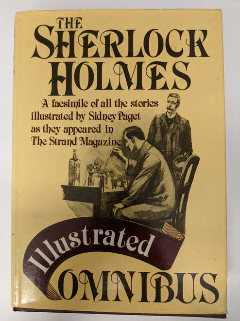 The Sherlock Holmes Illustrated Omnibus - 1978 - Murray & Cape - GD
