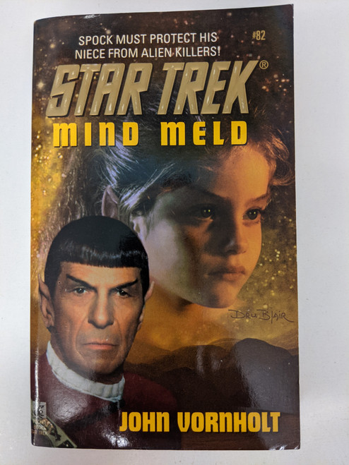 Star Trek: Mind Meld - 1997 - Pocket Books - VG