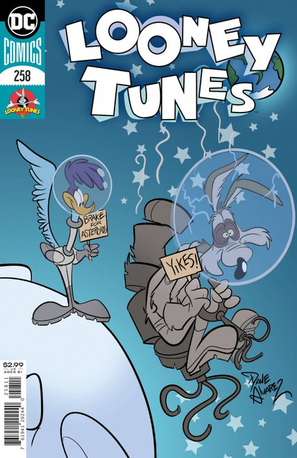 Looney Tunes #258 - DC Comic - Released 19th Jan 2021