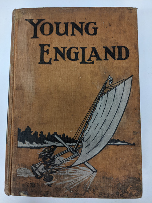 Young England - 1920s - Pilgrim Press - GD