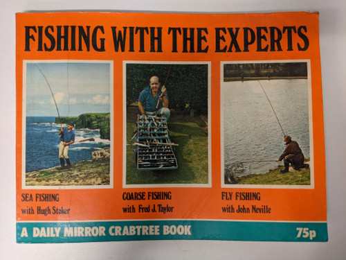 Fishing With The Experts - 1974 - Daily Mirror/Crabtree - GD