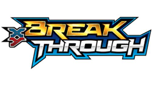 Pokemon Cards Blind Bundle (x6) X&Y Breakthrough - 2015 - FREE POSTAGE