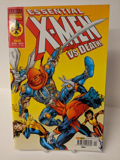 Essential X-Men VS Death #92 -Marvel Collectors Edition - 2002 - Panini Comic - VG