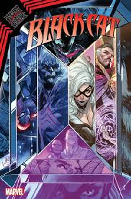 Black Cat #3 - Marvel Comic - Released 24th Febuary 2021