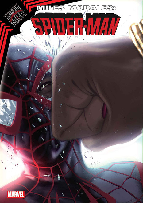 Miles Morales: Spider-Man #23 -  Marvel Comic - Released 23rd Febuary 2021