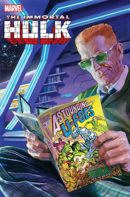 The Immortal Hulk #44 - Marvel Comic - Released 10th March 2021