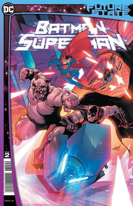Future State: Batman / Superman #2 - DC Comic - Released 23rd Febuary 2021