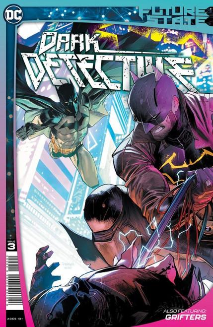Future State: Dark Detective #3 - DC Comic - Released 9th Febuary 2021