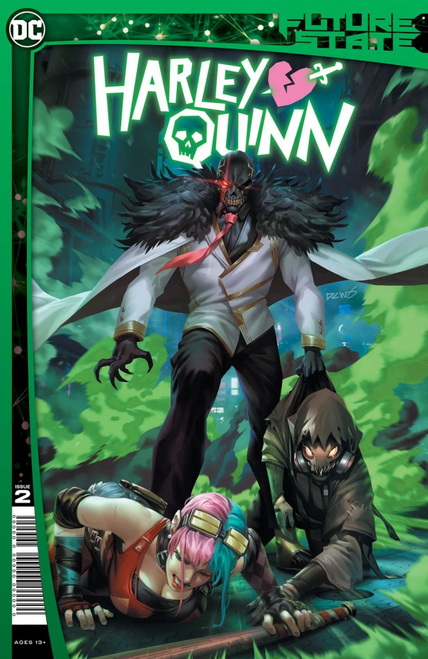Future State: Harley Quinn #2 - DC Comic - Released 2nd Febuary 2021