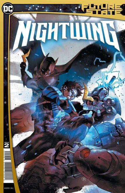 Future State: Nightwing #2 - DC Comic - Released 16th Febuary 2021