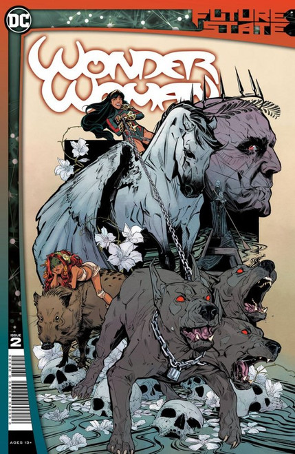 Future State: Wonder Woman #2 - DC Comics - Released 2nd Febuary 2021