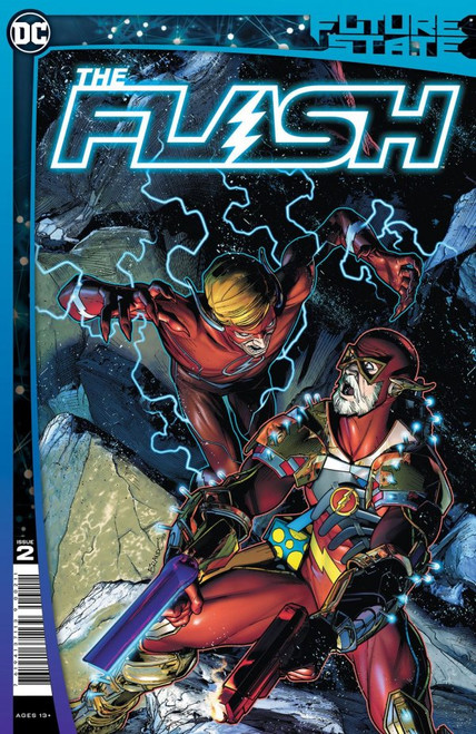 Future State: The Flash #2 - DC Comics - Released 2nd Febuary 2021
