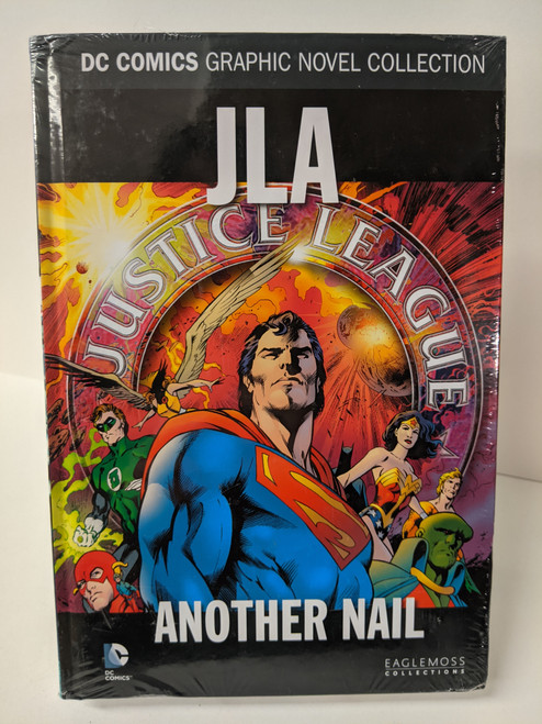 JLA: Another Nail - 2017 - Eaglemoss DC Comics Graphic Novel Collection Volume 49 - New/Sealed