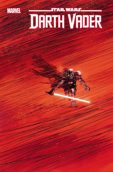 Darth Vader #10 - Marvel Comic - Released 10th Febuary 2021