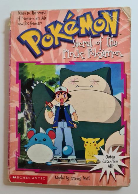 Pokemon: Secret Of The Pink Pokemon - 1999 - Scholastic Paperback - FR