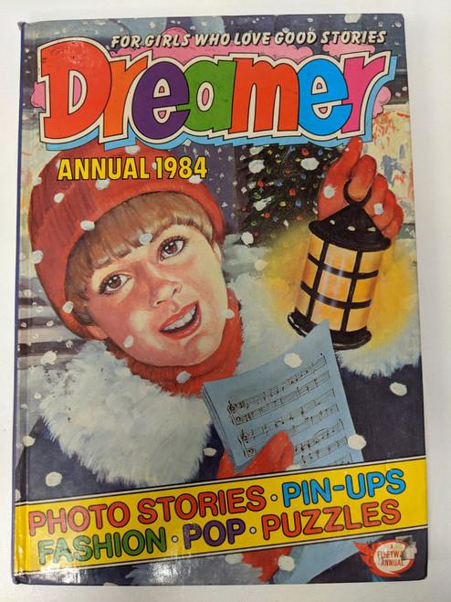 Dreamer Annual - 1984 - IPC - GD