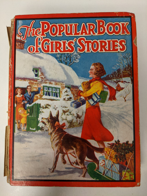 The Popular Book Of Girl's Stories - 1935 - The Fleetway House - PR
