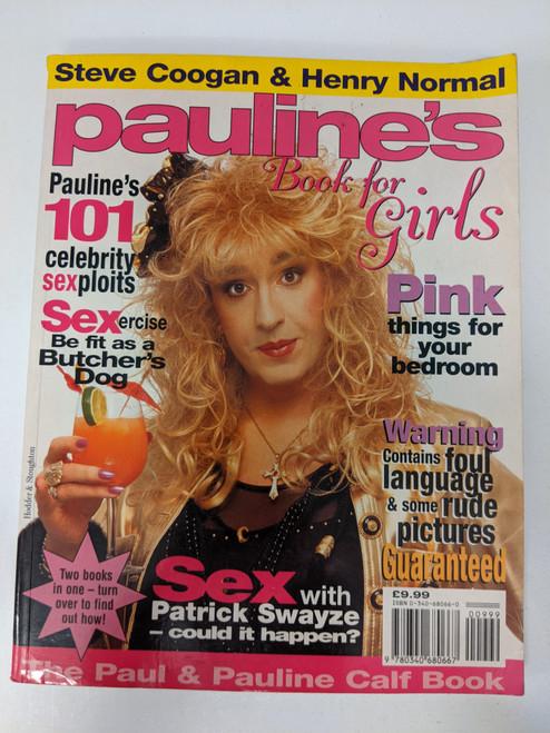 Paul Calf's Book For Boys and Pauline Calf's Book For Girls - 1996 - Hodder & Stoughton - GD
