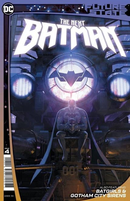 Future State: The Next Batman #4 - DC Comic - Released 16/2/21