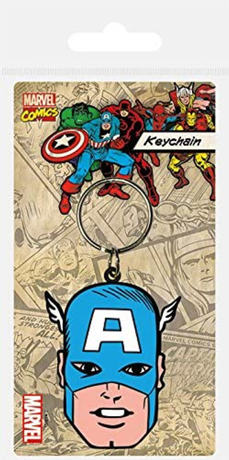 Captain America Keyring - Marvel