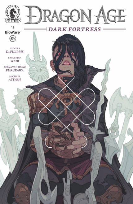 Dragon Age: Dark Fortress - Dark Horse Comic - 31/3/21