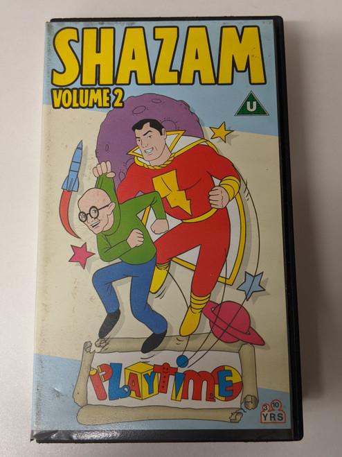 Shazam: Volume 2 - 1981 - Parkfield VHS - FR