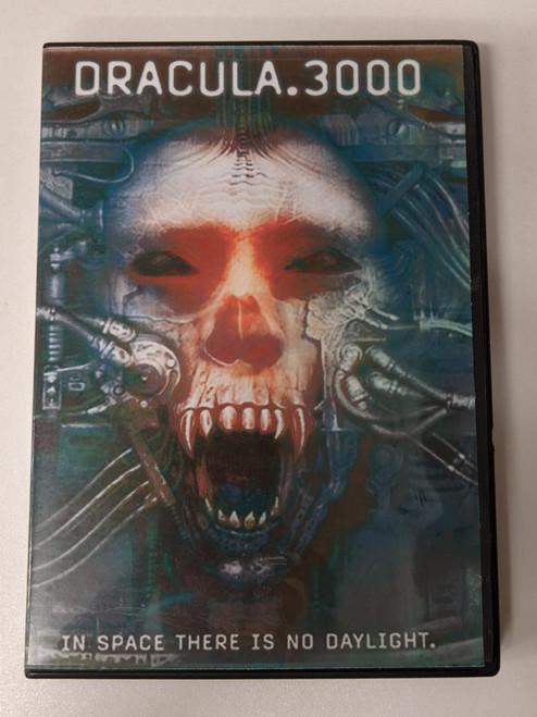 Dracula 3000 - 2004 - Lion's Gate DVD - GD
