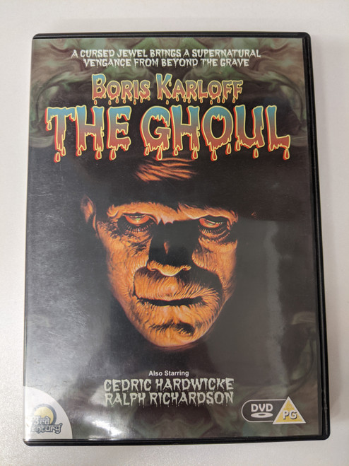 The Ghoul - 2009 - Network DVD - GD