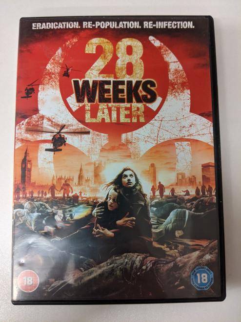 28 Weeks Later - 2007 - Twentieth Century Fox DVD - GD