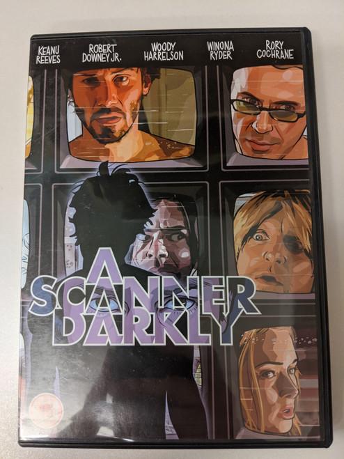 A Scanner Darkly - 2006 - Warner Home Video DVD - GD
