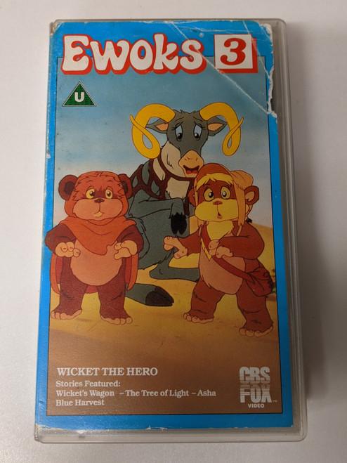 Ewoks 3 - 1985 - CBS Fox VHS - FR