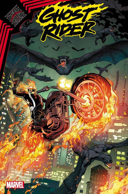 King In Black: Ghost Rider #1 - Marvel Comic - 31/3/21
