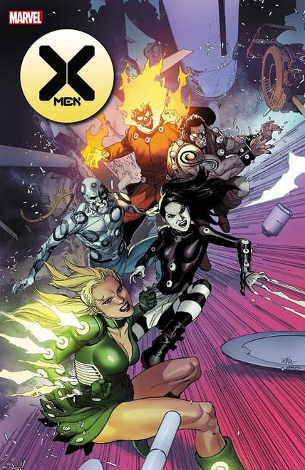 X-Men #19 - Marvel Comic - 31/3/21