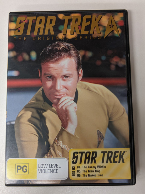 Star Trek: The Original Series TOS 02 - 2004 - Paramount - GD