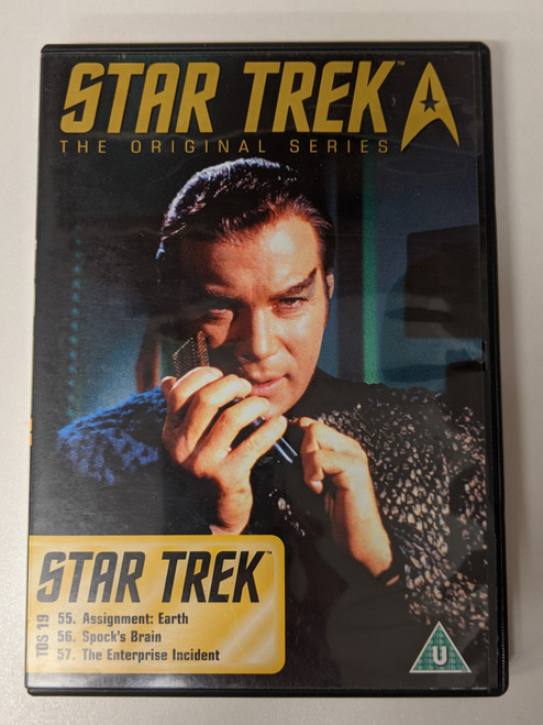 Star Trek: The Original Series TOS 19 - 2004 - Paramount - GD