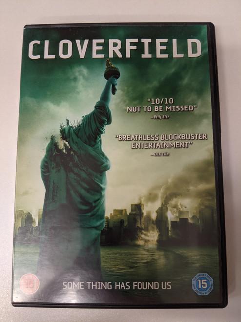 Cloverfield - 2008 - Paramount - GD