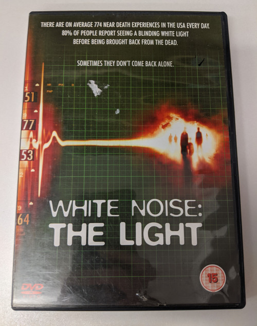 White Noise 2: The Light - 2007 - Entertainment In Video - GD